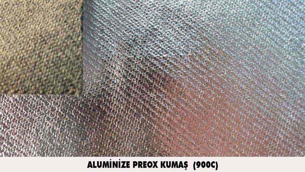 aluminize preox kumas 900C