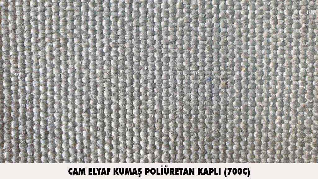 cam elyaf kumas poliuretan kapli 700C